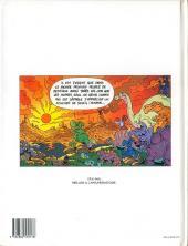 Verso de Nabuchodinosaure -2- Chroniques de l'apeupréhistoire...