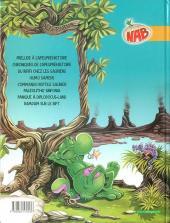 Verso de Nabuchodinosaure -9- Apeuprehistoric games