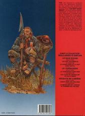 Verso de Le nain rouge -1- Les sept bourreaux