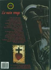 Verso de Le nain rouge -2- L'œil de la nuit