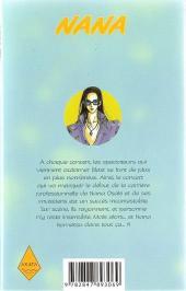 Verso de Nana -7- Volume 7