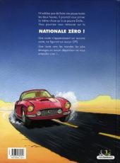 Verso de Nationale zéro -1- Tome 1