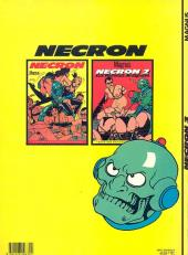 Verso de Necron -3- Noblesse Dépravée