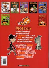 Verso de Nelson -7- Tête à claques