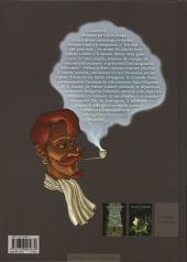 Verso de Nelson Lobster (Les aventures extraordinaires de) -2- Les enfants d'Orqueline