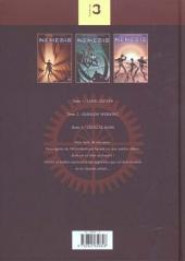 Verso de Nemesis (Ange/Janolle) -INT- Intégrale 1-2-3