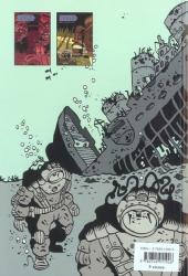 Verso de Nemo (Brüno) -2- Quelques heures à terre