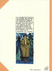 Verso de Nicéphore Vaucanson -3- Le Mystère Van Hopper