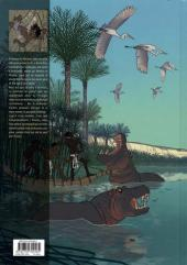 Verso de Nil -1- Les barbares