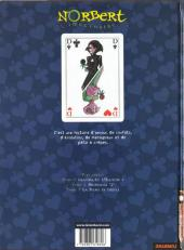 Verso de Norbert l'imaginaire -3- La dame de trèfle