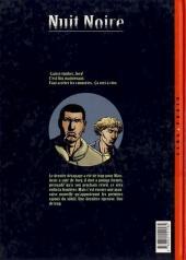 Verso de Nuit Noire -3- Les jonquières