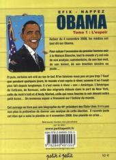 Verso de Obama -1- L'espoir