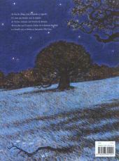 Verso de L'Œil de la forêt - L'Œil de la Forêt