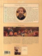 Verso de Oliver Twist (Dauvillier/Deloye) -1- Volume 1