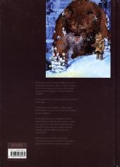 Verso de L'ombre de l'ours - Tome 1'