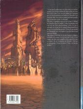 Verso de Omnopolis -2- Bibliothèque infinie