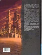 Verso de Omnopolis -3- Vieille cicatrice