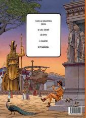 Verso de Orion (Martin) -2- Le Styx