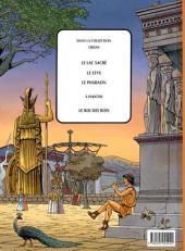 Verso de Orion (Martin) -3- Le pharaon