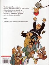 Verso de Oscar (Lapière/Durieux) -7- La belle amoureuse