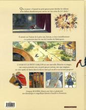 Verso de L'ours et le petit Garçon -1- L'Ours et le petit Garçon