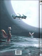 Verso de Dofus - Pandala -2- Tome 2