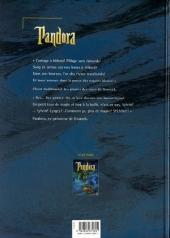 Verso de Pandora (Stoffel/Allart) -2- Les flibustiers du grand fleuve