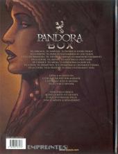 Verso de Pandora Box -7- La colère