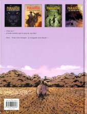 Verso de Paradise -4- Le coffre noir