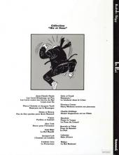 Verso de Le pari - Tome a1984
