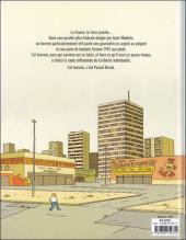 Verso de Pascal Brutal -1- La nouvelle virilité