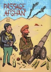 Verso de Passage afghan