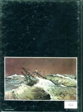 Verso de Les passagers du vent -3FL- Le comptoir de Juda