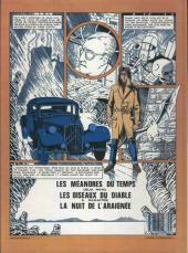 Verso de Patrick Maudick (Une aventure de) -2- Les méandres du temps