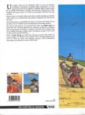 Verso de Les patriotes -2- Le grand saccage