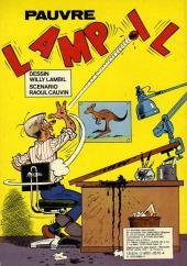 Verso de Pauvre Lampil - Tome 2