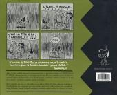 Verso de Snoopy & Les Peanuts (Intégrale Dargaud) -4- 1957 - 1958
