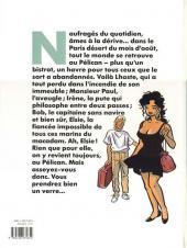 Verso de Le pélican - Le Pélican