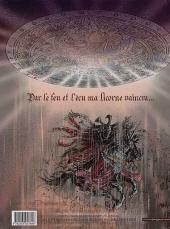Verso de Percevan -Cy 0- Les Ombres de Malicorne