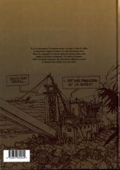 Verso de Petit d'homme -1- L'Eveil