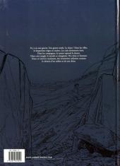 Verso de Petit d'homme -3- Chaos