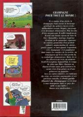 Verso de Illustré (Le Petit) (La Sirène / Soleil Productions / Elcy) - Le Petit Guide illustré du Champagne