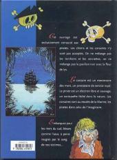 Verso de Illustré (Le Petit) (La Sirène / Soleil Productions / Elcy) - Le petit guide illustré du Pirate