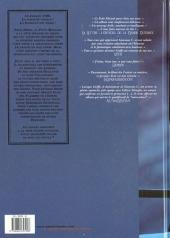 Verso de Petit miracle -2- Tome II