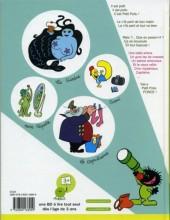 Verso de Petit Poilu -1- La sirène gourmande