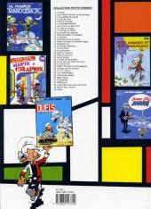 Verso de Les petits hommes -35- Duels