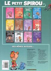 Verso de Le petit Spirou -3b2005- Mais ! Qu'est-ce que tu fabriques ?