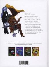 Verso de Petit vampire -INT- 4 histoires de Petit vampire