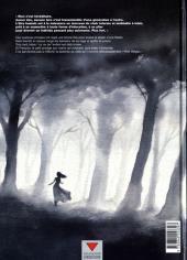 Verso de Petit Verglas -1- L'enfance volée