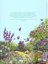 Verso de Les phosfées -3- L'arbre bavard